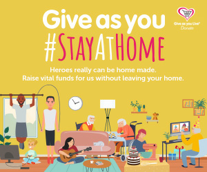 Fundraise for Children of Colombia from home with Give as You LIve